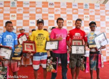 Johor Bahru Local Mohd Haikal Wins 7th Annual Monsoon Mayhem International Surf Challenge 2013 in Malaysia