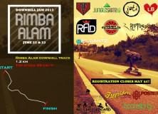 RIMBA ALAM DOWNHILL JAM 2013 UPDATES