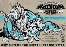 Minor surfwax