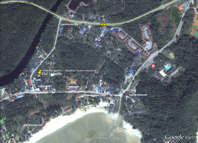 cheratingpoint map3