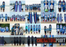 Cheratingpoint Surf School powered by Drive M7 Energy Drink and Volcom Malaysia will be re-open November 2014