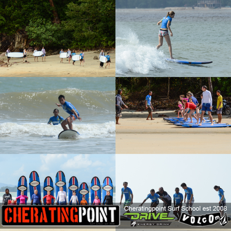 Cheratingpoint Surf School SURFING LESSONS FOR ALL LEVELS