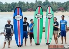 10-16th November surf session at Cheratingpoint