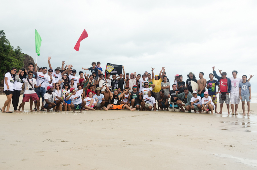 1st Edition Malaysia Surf Festival Cheratingpoint cup 2015 Short review's