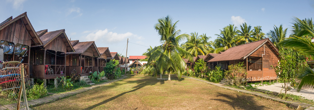 Matahari Guest House simple basic accommodation