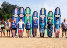 1-3rd January 2016 New year weekend's Surf lesson session
