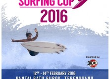 Trengganu Surfing Cup 2016, 12-14th Feb 2016