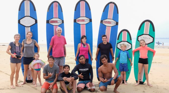 Chinese new year 2018,17-18th Feb 2018 weekend surf lesson session at Cheratingpoint surf school