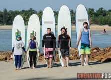 Weekend 6/7 december 2014 surf session and also through the weekday.