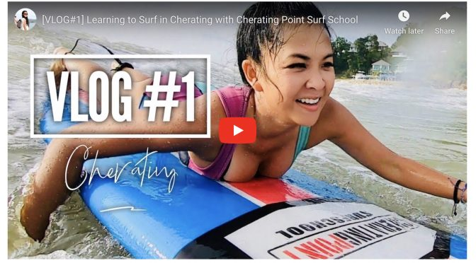 Plan your 2019/2020 monsoon with Cheratingpoint surf school