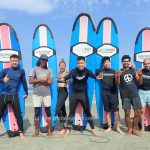 malaysia surfing lesson
